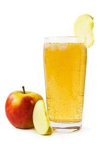 "Apple ""Cider"" Water Kefir {recipe}"