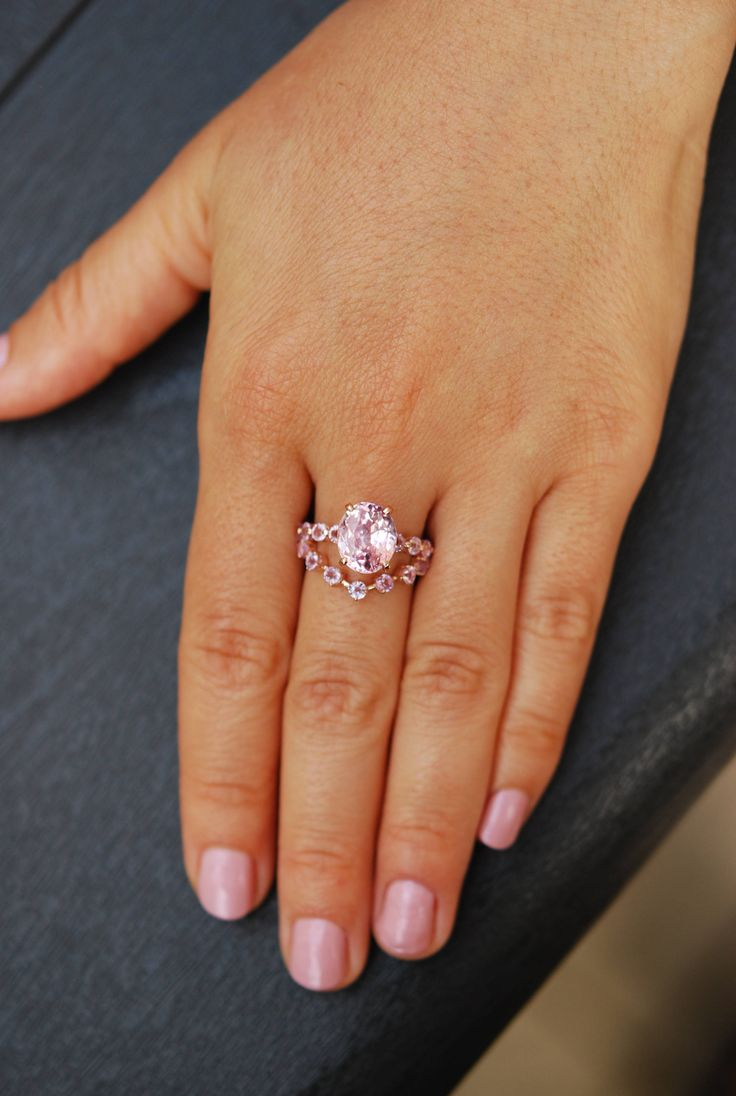 Blake Lively Engagement Ring Inspired Creation Of This Sapphire One A Kind And