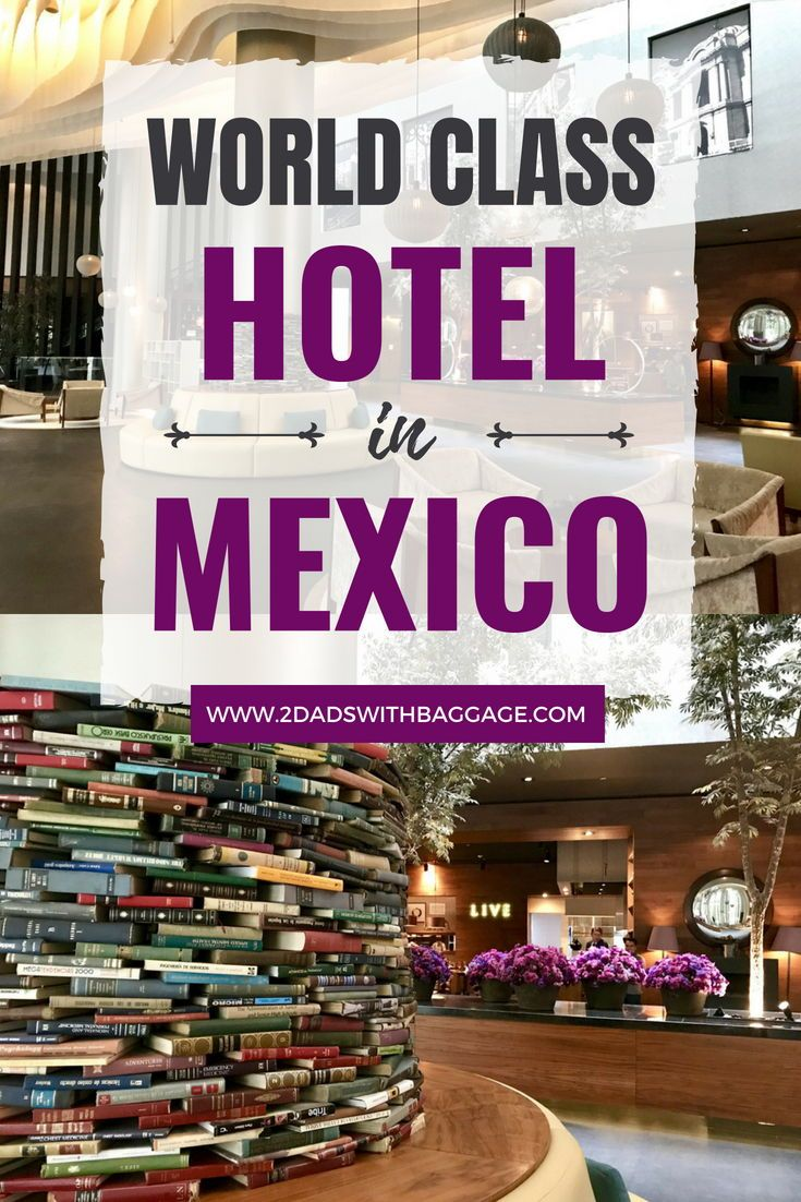 Hotel Review Live Aqua Urban Resort In Mexico City With Images