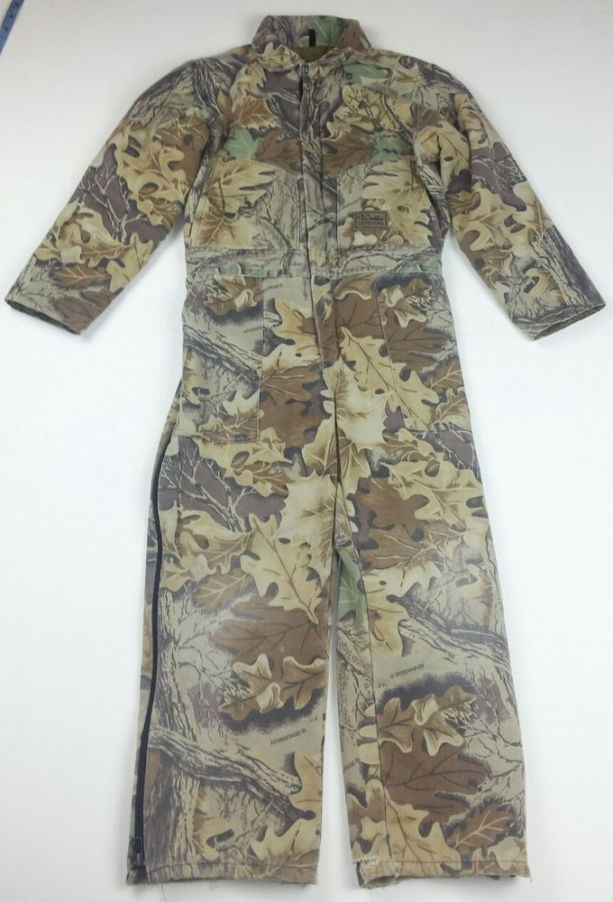 walls youth size 12 coveralls camouflage hunting outdoors on walls insulated coveralls for women id=75943