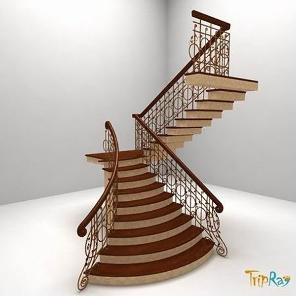 Tower Staircase Miniature : Miniature staircase and architectural models google