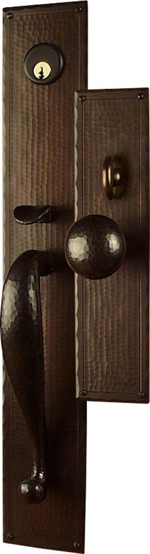 25 best ideas about exterior door hardware on pinterest for Craftsmen hardware