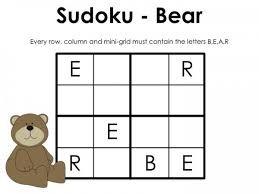 sudoku kids - Google 検索