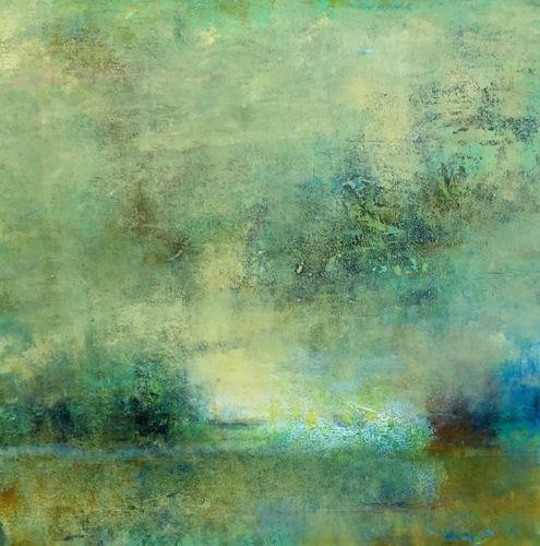 Into Stillness by Lisa Mann