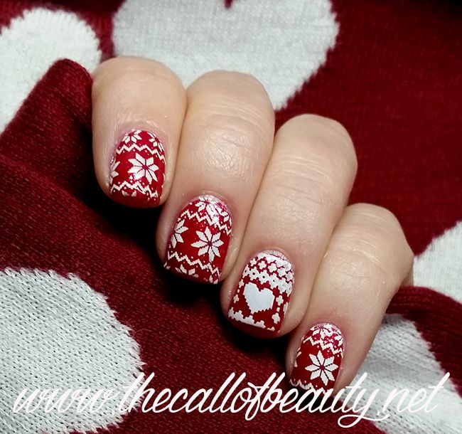Holiday Nail Art: 17 Best Images About Nail Art
