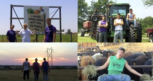 The future of 'Agvocating'?   Farm boys' YouTube parody video promoting agriculture goes viral.