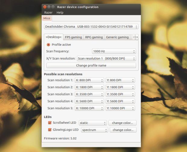 Se possui um mouse da Razer conheça o Razercfg configure mouse Razer no Linux sem complicações e todos os recursos que o hardware suporta.  Leia o restante do texto Configure mouse Razer no Linux com o Razercfg  from Configure mouse Razer no Linux com o Razercfg