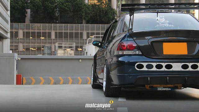 Mat Canyon: City Street Weapon   Fazli's Mitsubishi Lancer