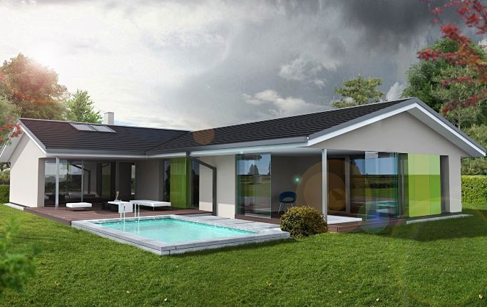 Typový dům Merci od APEX ARCH s.r.o.