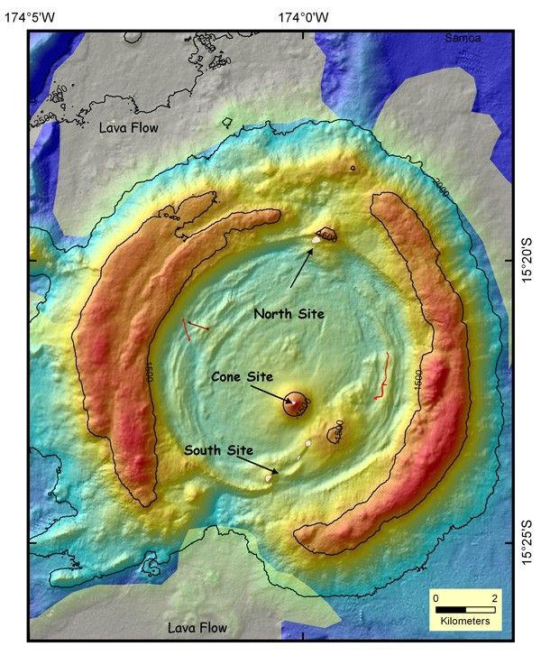 NOAA Ocean Explorer | Submarine Ring of Fire 2012: NE Lau Basin | Updates | September 14