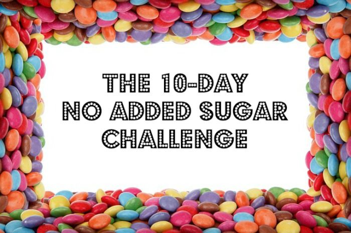 10-Day No Added Sugar Challenge a.k.a. Fed Up Challenge - thekitchensnob.com #fedupchallenge #noaddedsugar #sugarfree