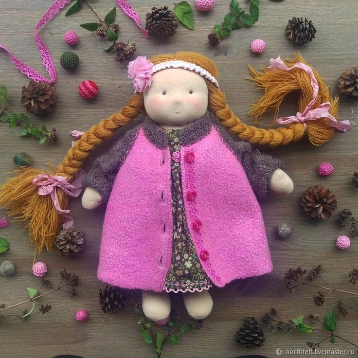 Waldorf doll | Купить Вальдорфская кукла в интернет магазине на Ярмарке Мастеров
