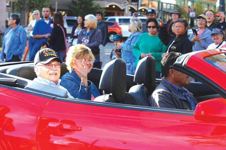 The Native American Day Parade will be held in Rapid City on Saturday, October…