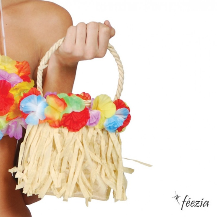Sac Hawaï #hawaii #luau #fete