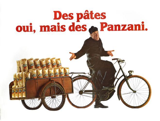 Des pâtes oui mais des Panzani... Don Patillo