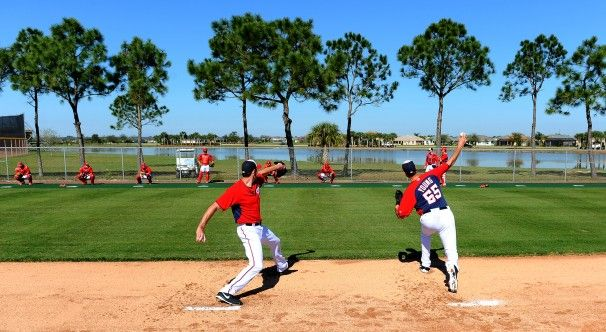 Washington Nationals' pitchers are fighting for precious bullpen spots