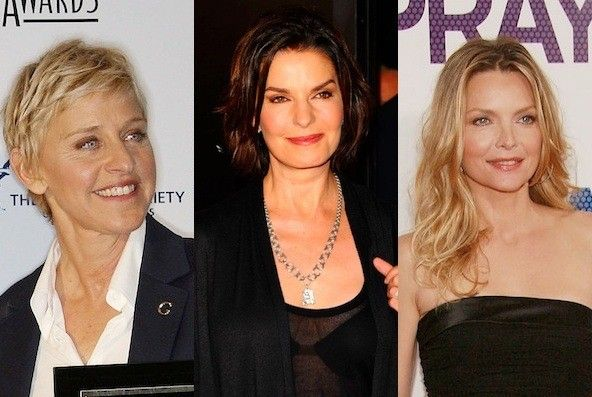 Beautiful at Any Age - Older women rock - women over 50