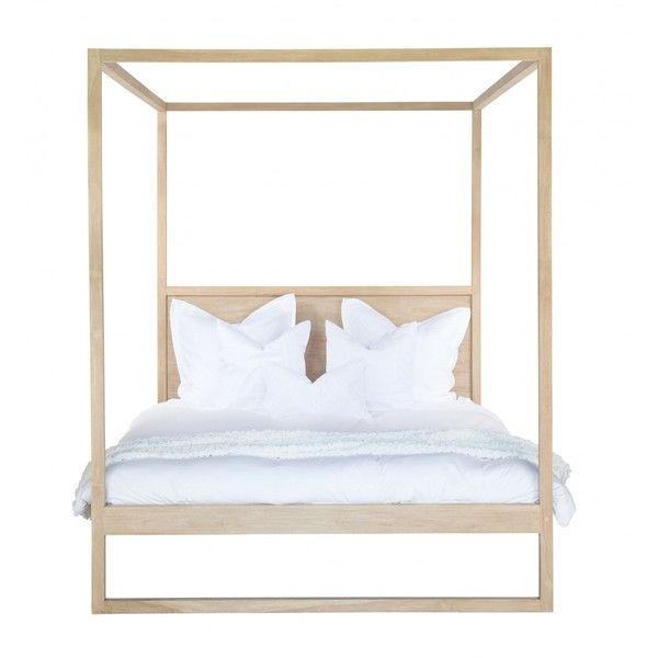 1000 ideas about 4 poster beds on pinterest poster beds - Four post king size bedroom sets ...