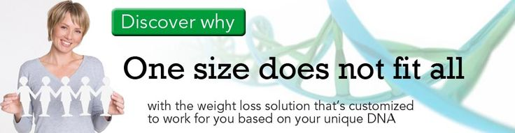 Order your Weight Management DNA test and Profile report