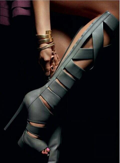 Sexy Stripper Boots!