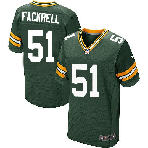 Nike Packers Kenny Clark Green Team Color Men's Stitched NFL Elite Jersey  And nfl jersey nike