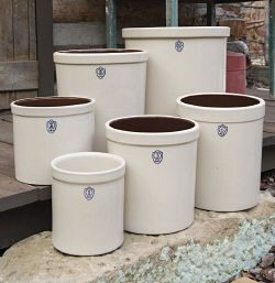 Ohio Stoneware Crocks