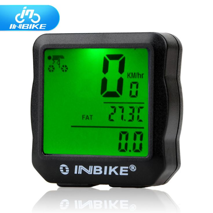 INBIKE Waterproof Bike Computer Bicycle Computer Digital Speedometer Cycle Velo Computer Odometer with Backlight IC528 //Price: $19.95 & FREE Shipping //     #hashtag2