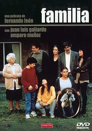 Familia DVD ESP LEO