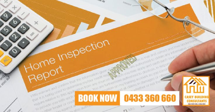 Looking to purchase or invest in property? Casey Building Inspections are Melbourne's locally owned and operated, first class building inspection service. #HouseInspections #BuildingInspector #HouseInspector #BuildingAndTermiteInspections #PrePurchaseBuildingInspections http://caseybuildingconsultants.com.au/pre-purchase-building-inspection/