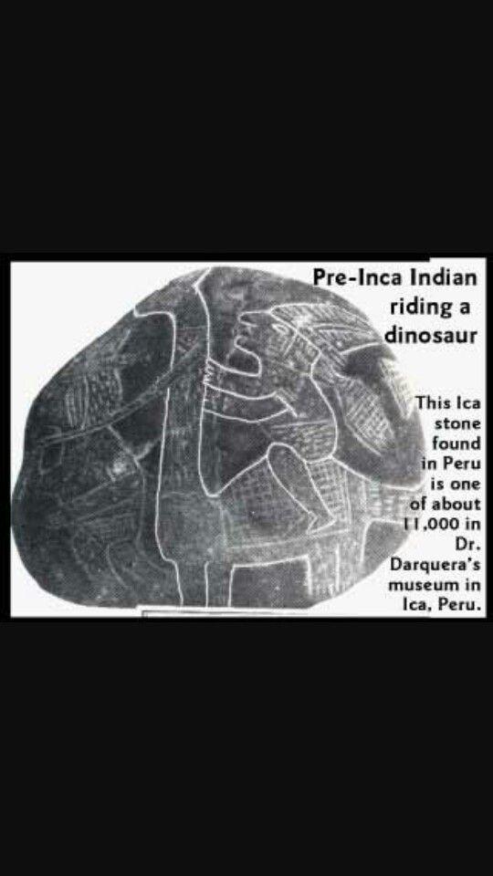 Pre-Inca stone