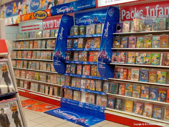 Disney Retail | INNOVACION PLV
