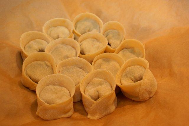 Domácí těstoviny - Itálie 1   Divoká vařečka