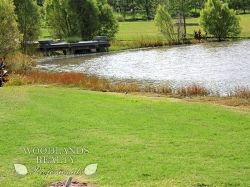 A perfect grass field ideal for chilling out and relaxing enjoying nature next to the lake - Gallery - Woodlands Realty Pros