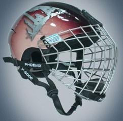 Phoenix Performance Velociti 6000 Bull Riding Helmet