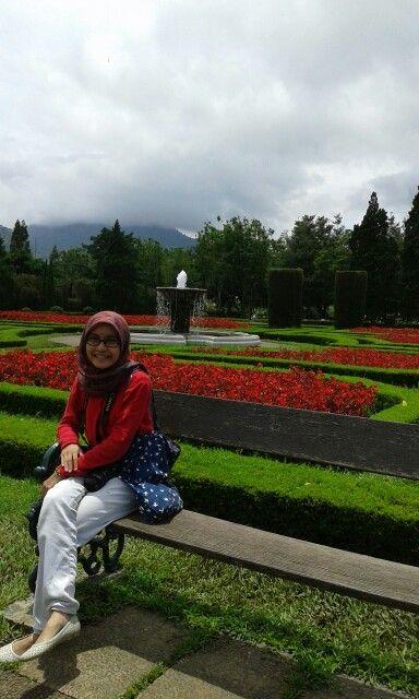 Flower garden (taman bunga nusantara),cipanas
