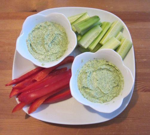 Butterball Recipes - Pesto Dip #ButterballCanada - BORED Mommy