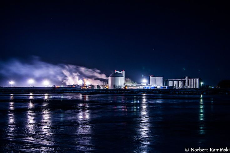 Sugar factory by Norbert Kamiński on 500px
