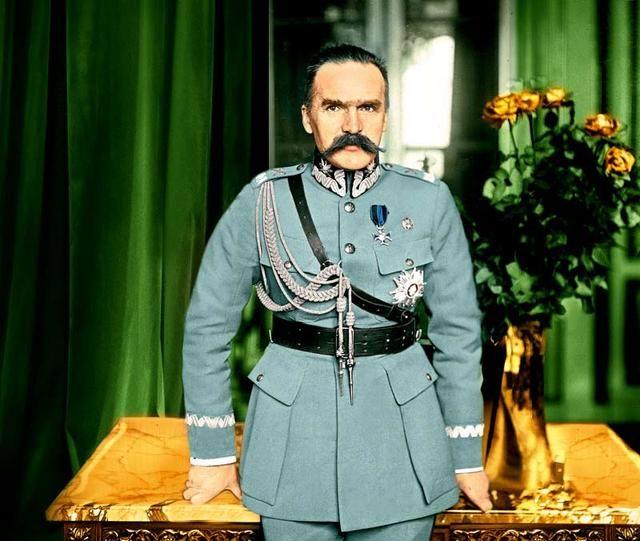 Father of modern Poland - Marshal Józef Klemens Piłsudski