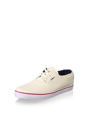 C1RCA Men's Valeo Shoe (White/Peacoat/Red)