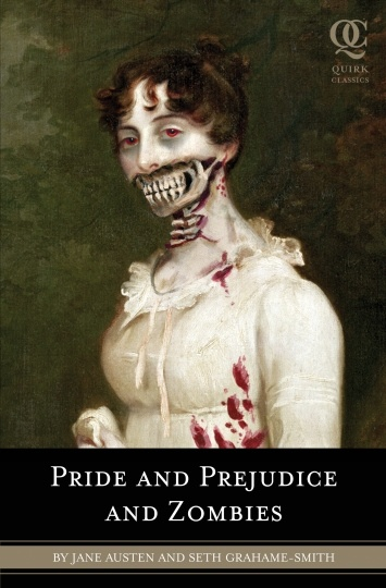 Pride & Prejudice & ZombiesWorth Reading, Book Worth, Romances, Fans Fiction, Science Fiction, Jane Austen, Book Covers, Zombies, Pride And Prejudiced