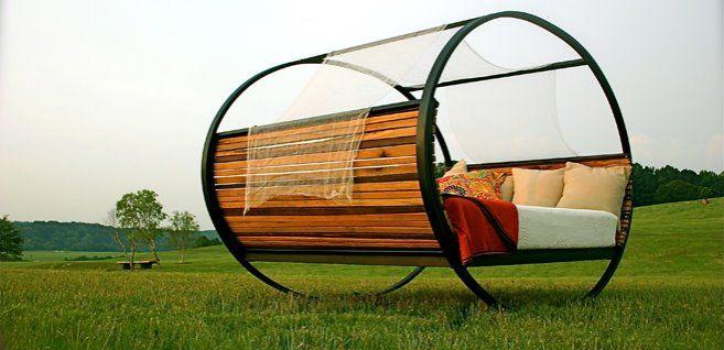 Creative Garden Bed