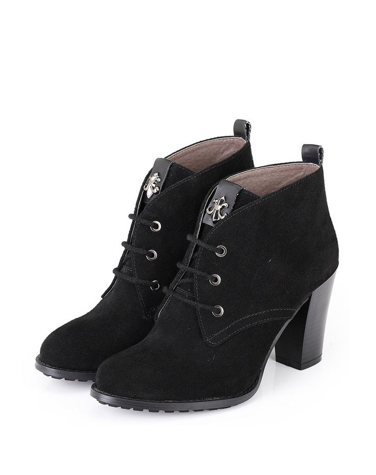 Harriet Lace Boot – Genkek Shoes