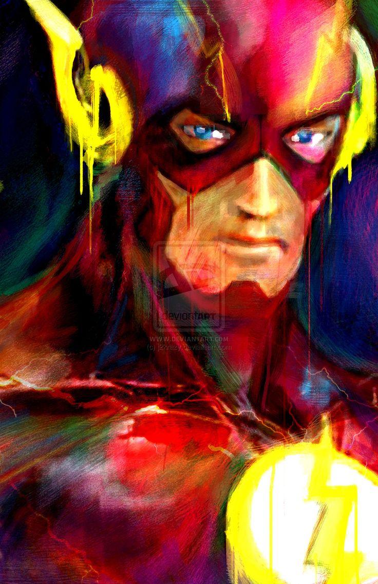 The flash by jason oakes art photography pinterest - Super hero flash ...