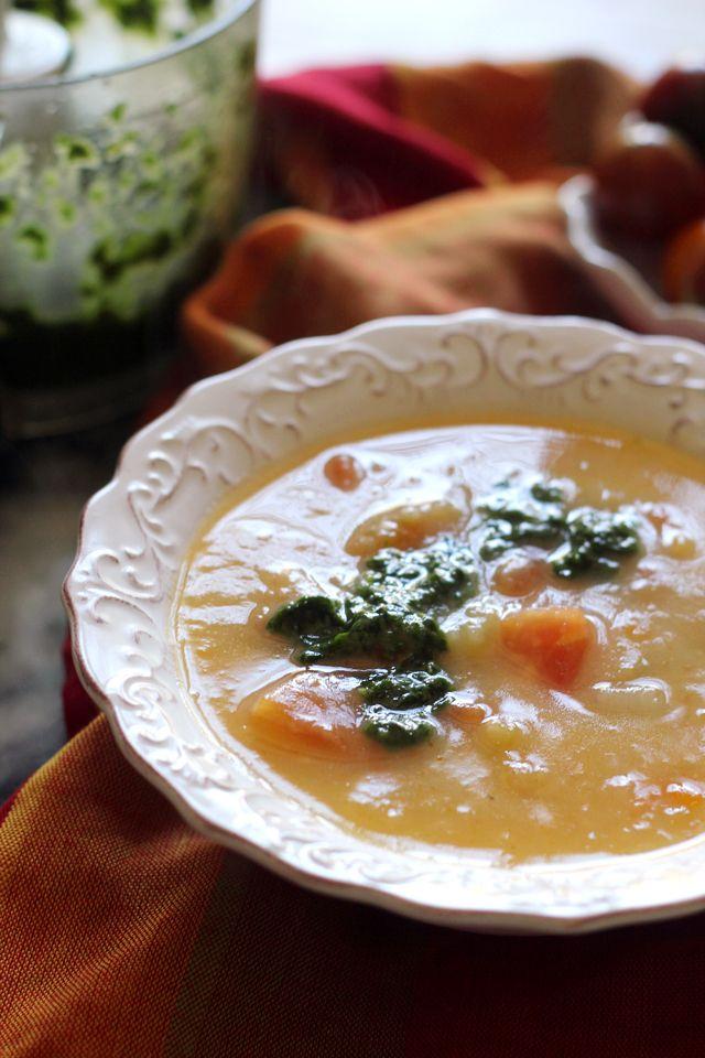 ... soups, veggie on Pinterest   Soups, Sweet potato soup and Potato soup