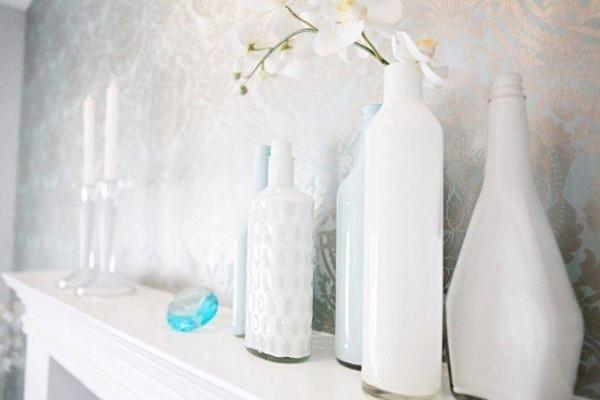 17 meilleures id es propos de peindre bouteilles sur pinterest bouteille des bouteilles de for Peindre sur du plastique