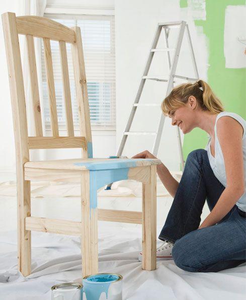 Three budget-friendly ways to update old furniture