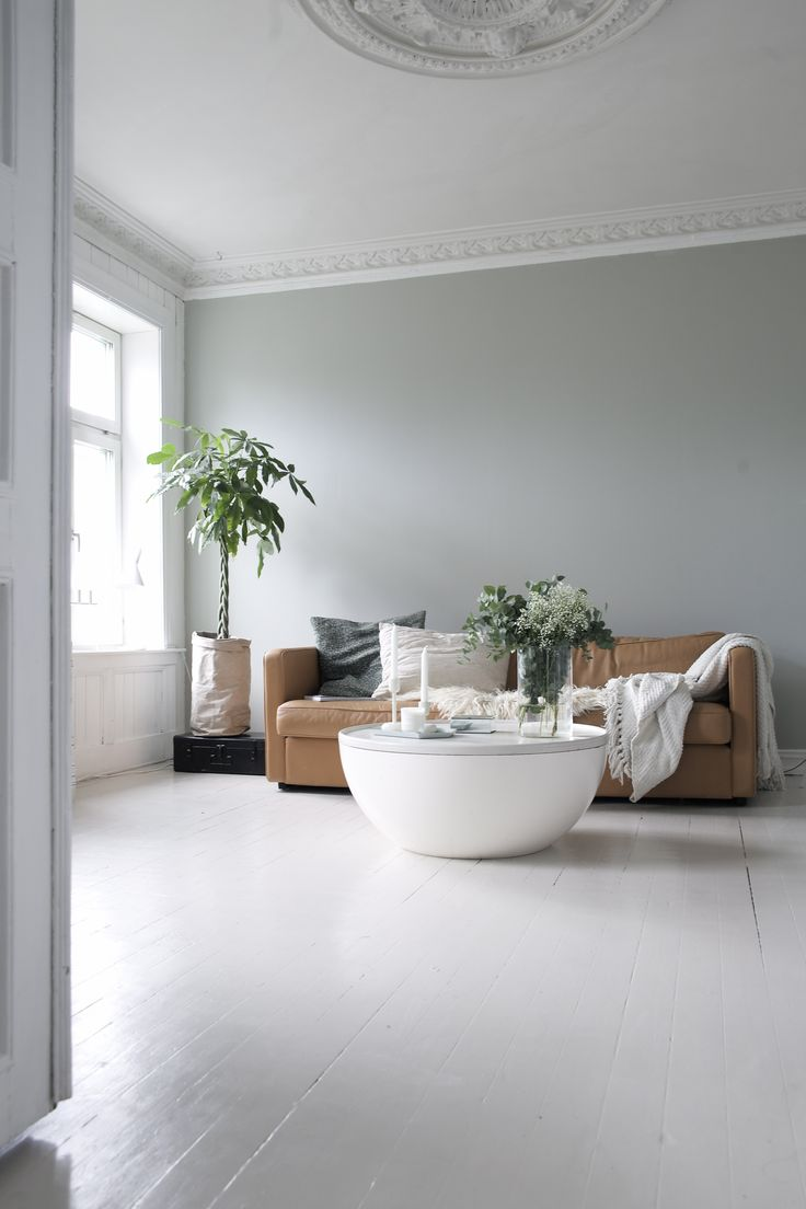 "Love this fresh color! ""Restful Le Havre"" by Nordsjø (wall paint color)"