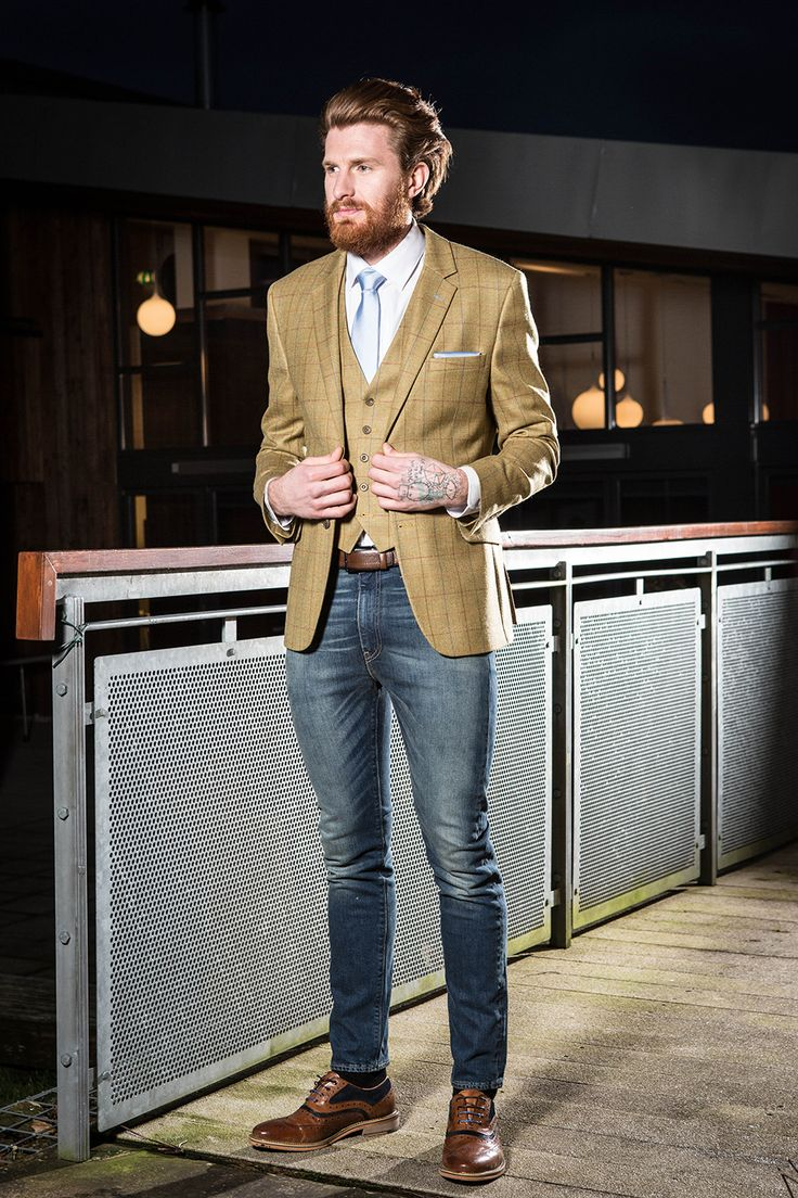 A classic mens blazer will never go out of style and can instantly take you from casual to smart. Shop now: https://www.slaters.co.uk/mens-blazers