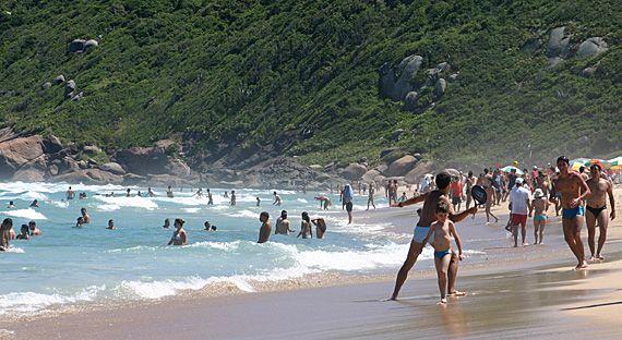 Praia Mole, Florianópolis