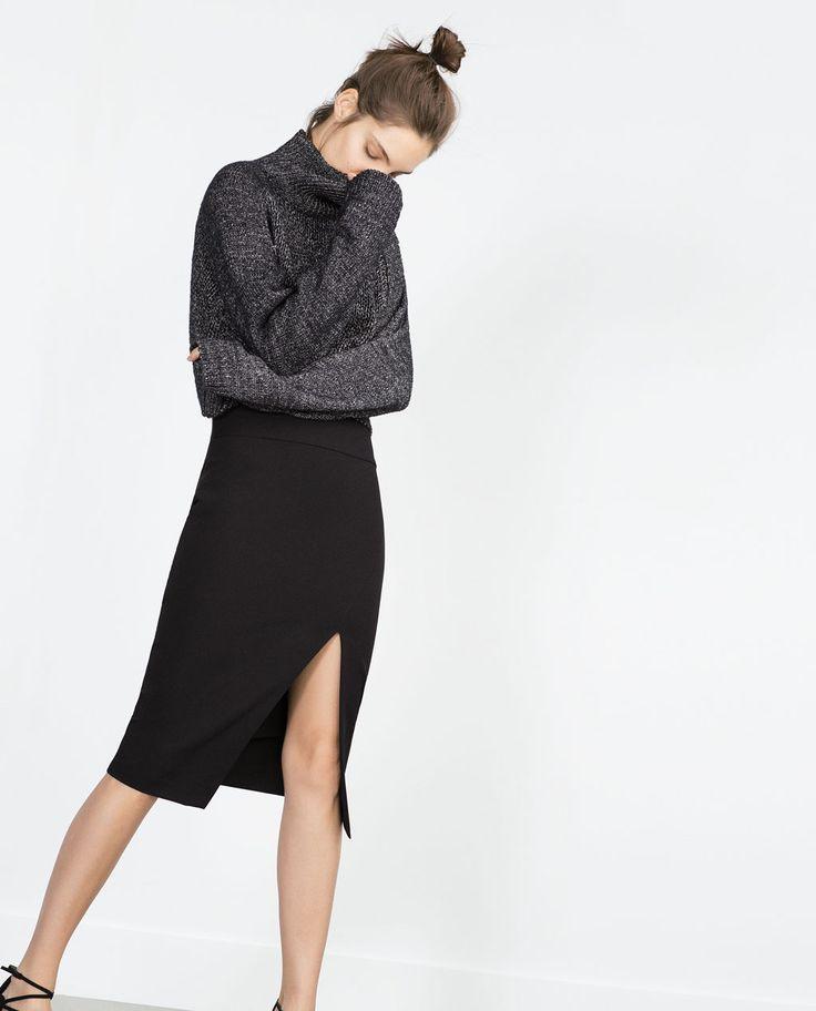 TUBE SKIRT-View all-Skirts-WOMAN | ZARA United States